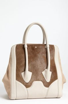 Free shipping and returns on Pour la Victoire 'Butler - Large' Tote at Nordstrom.com. Creamy tones lend pristine elegance to a mixed-media tote styled with horse hair panels, silken leather and soft nubuck gussets.