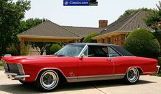 Flame Red 1965 Buick Riviera, Buick Envision, Buick Models, 70s Cars, Buick Cars, Buick Lacrosse, 70s Aesthetic, Buick Enclave, Buick Skylark