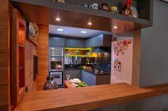 Resultado de imagem para nicho em bancada cozinha