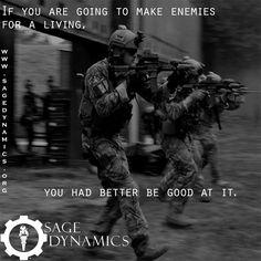Enemied