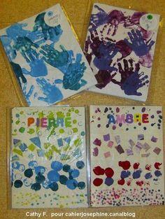couvcahiercathyF01 Ecole Art, Petite Section, Art Plastique, Art Techniques, Art For Kids, Preschool, Teaching, Education, Moment