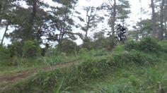 Drop bagong #cikole #downhill park