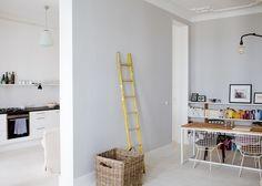 Puertas abiertas: un gran apartamento en Berlín de Sophie von Bülow