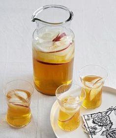 Caramel Apple Punch drink recipe