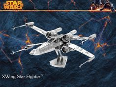 Star Wars 3D Miniature Puzzle - X Wing - biddi
