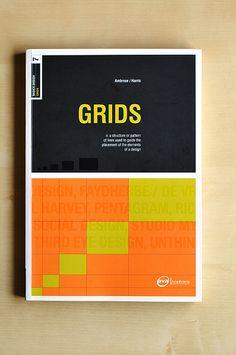 Grids/Basics Design 7 - Grids - G. Ambrose & P. Book Design, Web Design, Grid, Reading, Books, Design Web, Libros, Book, Reading Books