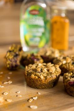 Turmeric has been hailed for thousands of years as a powerful healing spice for its anti-inflammatory properties, but is better known as the ingredient that gives curry its yellow color. Unlock the benefits of this versatile spice and incorporate it into your breakfast, dessert and snack routine with these wonderfully earthy muffins, sweetened naturally with our fructose-free Organic... Read more »