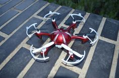 Mola: Review del hexacopter EACHINE X6