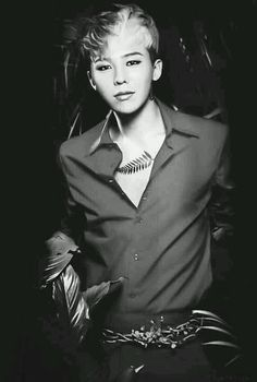 G Dragon    Handsome lad, though....
