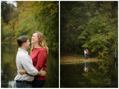 greenville sc wedding photography, lake portraits, engagement session at the lake, engagement photo ideas