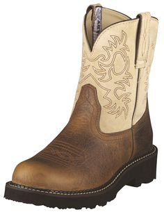 bc37be80d0b19c Fatbaby Cowgirl Boots Ariat - Womens Cowboys Boots