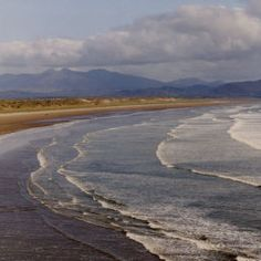 Inch strand on the Dingle Peninsular. West Cork, Ireland, Spirituality, Country Roads, Adventure, Beach, Water, Travel, Outdoor