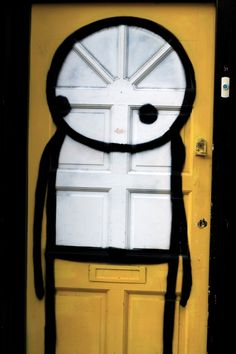 Street art, London. Cyanide and Happiness