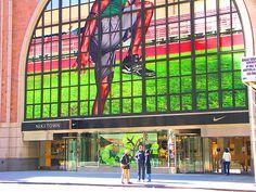 Niketown NYC