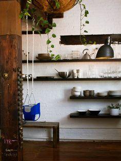 Kitchen - Shelves