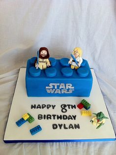 lego+star+wars+cakez | Star wars Lego cake | Flickr - Photo Sharing!