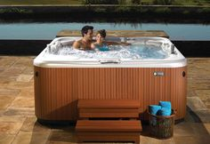 Hot Spring Spas: If forced to choose between my Hot Spring spa and my car, neighbors would see me riding my bike to work. - Tre, USA