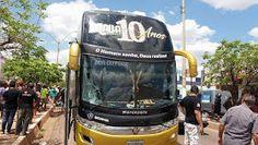 NONATO NOTÍCIAS: Acidente com ônibus da Mala 100 Alça deixa um mort...