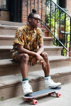 On the Street…..Bethune St., New York