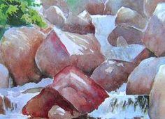 Jims Watercolor Gallery - Watercolor Landscapes