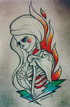 This design is waiting for you at mamba_ink. Ladies?Spanish Tattoo Scene