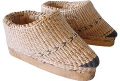 Korean straw shoes! From One Kings Lane