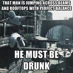Assassins Creed I hate memes but this was funny