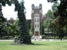 SUNY Geneseo, where I studied in 2007. Love to go there again sometime.