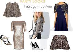 Style Statement : PARTY | LOOKS PARA A PASSAGEM DE ANO