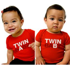 twin bABy