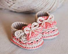 Crochet PATTERN   Modern Flip Flops