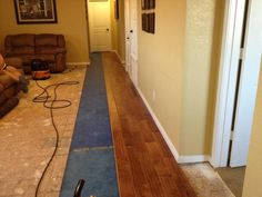 DIY guide to Installing wood flooring