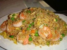 Fried Rice by Barb Miller