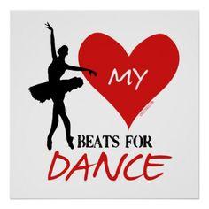 Golly Girls - My Heart Beats for Dance Poster