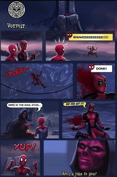 Spideypool Spideypool Related posts: Hilarious Avengers Memes That Will Make You laugh Like an Insane - Marvel Comics - Agents of Atlas - Ken Hale Avengers Humor, Marvel Jokes, Funny Marvel Memes, Dc Memes, Marvel Vs, Marvel Dc Comics, Marvel Heroes, Funny Comics, Deadpool Comics