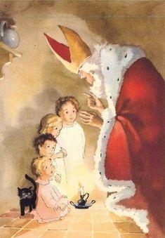 Enfant Cuisson Vintage Noël Traditionnel Personnalisé carte