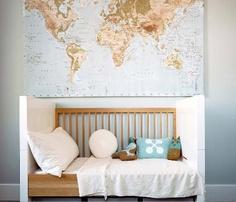 Map boy room.