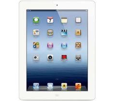New Apple iPad 3 Generation Wi-Fi - Tablet - 16 GB - IPS x - + retina display + iSight Camera + Ultra Fast Wireless, - Bluetooth - Black by Apple New Apple Ipad, Apple New, New Ipad, Latest Ipad, Ipad Mini, Wi Fi, School Survival Kits, Ipad Hacks, Shopping
