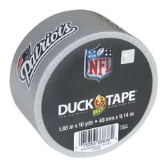 NFL Licensed Duck Tape® - New England Patriots