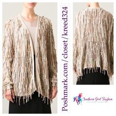 "❗️1 Day Sale❗️FREE PEOPLE Cardigan Suede Fringe Size M/L. New with tags. $450.00 Retail + Tax.   Stunning hand made suede fringe cardigan.   By Mes Demoiselles Paris for Free People. Linen, cotton, suede.  Measurements for Size M/L: Bust: 44"" Length: 28"" Sleeve: 23.5""   ❗️ Please - no trades, PP, holds, or Modeling.    Bundle 2+ items for a 20% discount!    Stop by my closet for even more items from this brand!  ✔️ Items are priced to sell, however reasonable offers will be considered when…"
