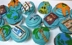 Diary of a Mad Hausfrau -Travel-Agent-cupcakes