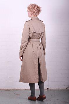 Trench Coat Princess 3
