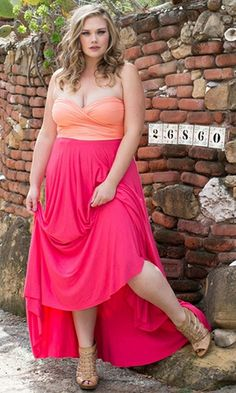 Eternity Convertible Maxi Dress (Romance) $89.90 by SWAK Designs #swakdesigns #PlusSize #Curvy