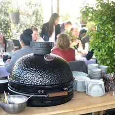What type of BBQ are you? Kamado or coal gas Coal Gas, High Tea, Macaroni, Minions, Bbq, Photo And Video, Instagram, Food, Party