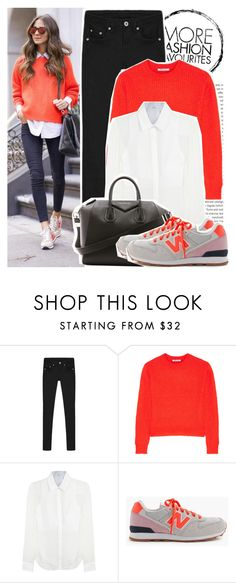"""""""#1018 Model Style"""" by valucarrots ❤ liked on Polyvore featuring T By Alexander Wang, Alexander Wang, Givenchy, New Balance, women's clothing, women's fashion, women, female, woman and misses"""