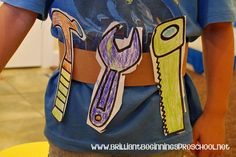 T is for Tool Belt