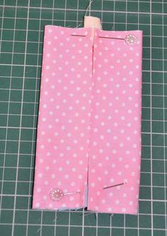 Sew Scrumptious: Mothers Day Gift Tutorials - Tissue Holder