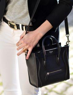 """Pour ou contre le """"it"""" bag décliné en mode micro format ? (blog Oh My Vogue)"""