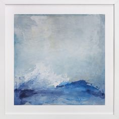 Check out  Minted website for reasonable priced art - Maybe abstract for H's office