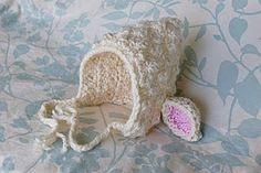 Free Pattern: Lamb Bonnet